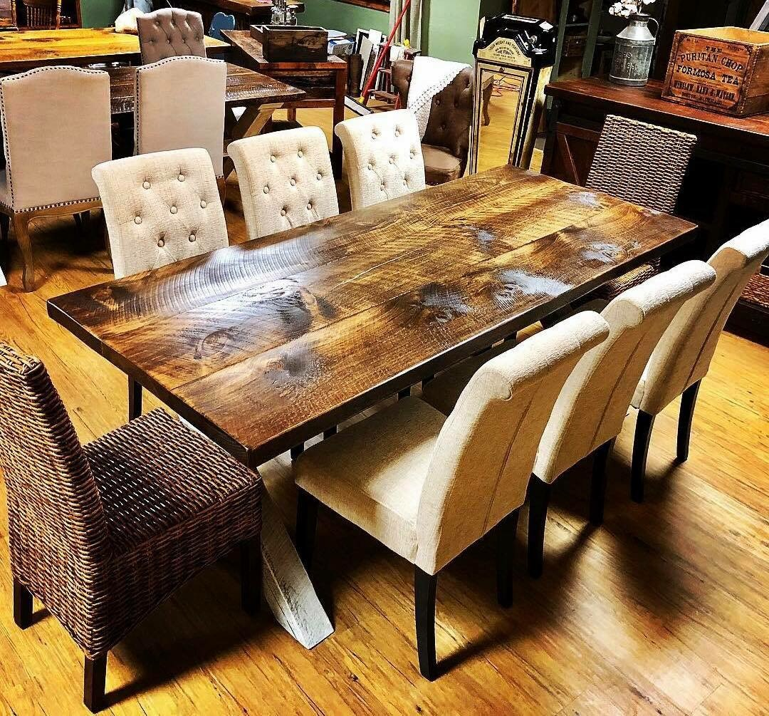 Farm Style Table 8 X 3 Chic Amp Antique